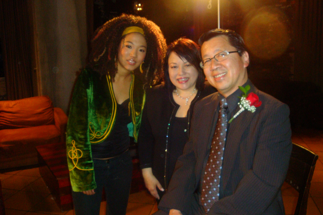 AC - Ben Fong-Torres w judith hill and Suzanne Joe Kai