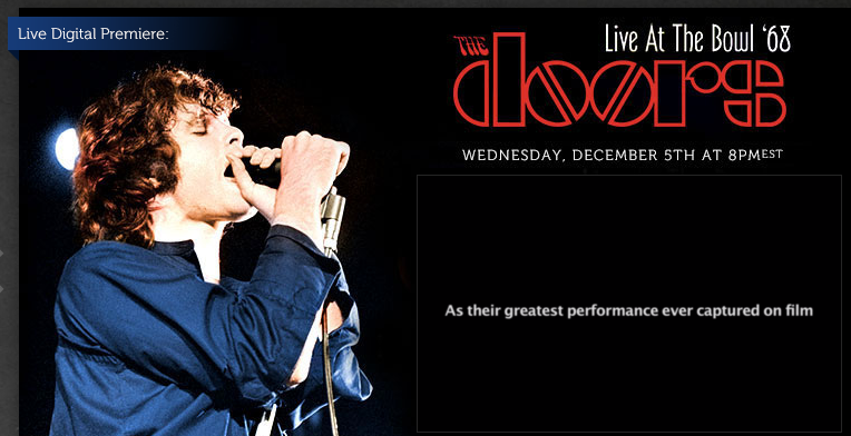 AC - THE DOORS LIVE FACEBOOK EVENT WITH BEN 2012-12-04 at 2.45.37 AM