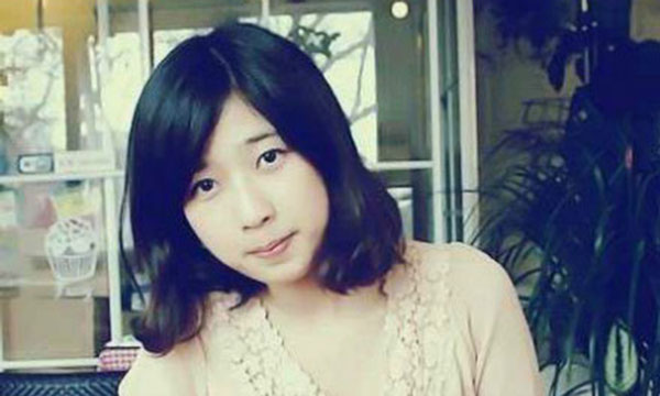 Photo: Lü Lingzi, circulating on Weibo.com is third victim of the Boston Marathon bombing
