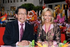Celebrate! Ben Fong-Torres co-hosts Southwest Airlines® Chinese New Year Parade Feb 24, 2018