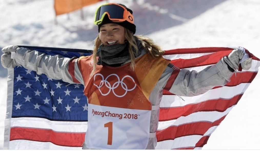 Team USA Snowboarder Chloe Kim Wins Gold at the Winter Olympics