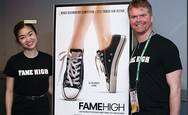 FAME HIGH & FIGHT LIFE documentaries screen at SF DOCFEST Nov 9-21 and in Berkeley Nov 9-15