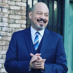 Actor Tim Lounibos - Hopeful Opportunities Ahead for APA's in Hollywood Movies and Television