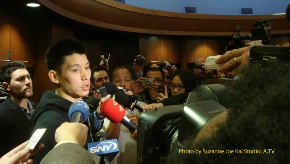 Update: Go see Linsanity! Jeremy Lin's