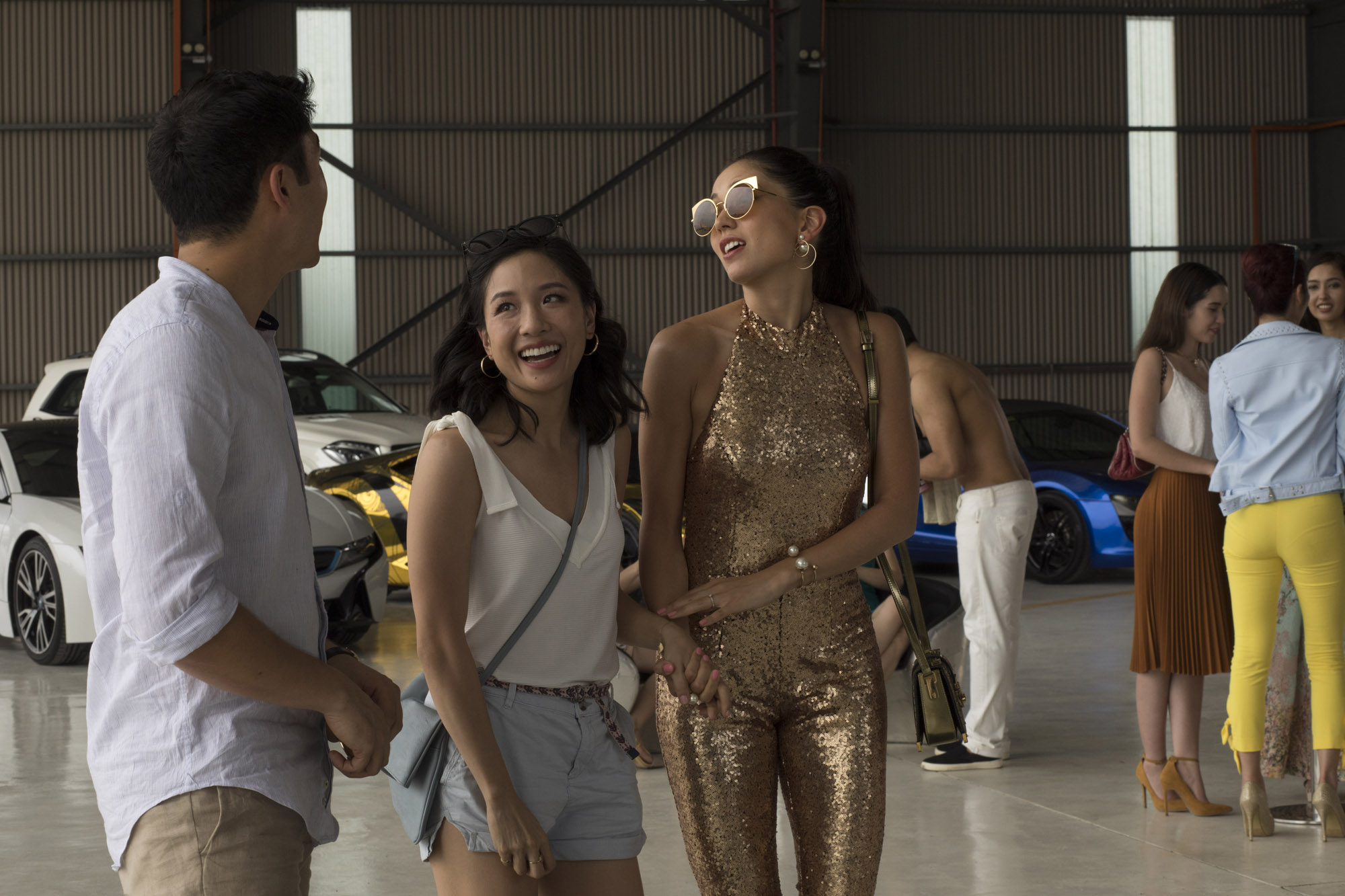 Crazy Rich Asians - The Movie is coming to screens August, 2018