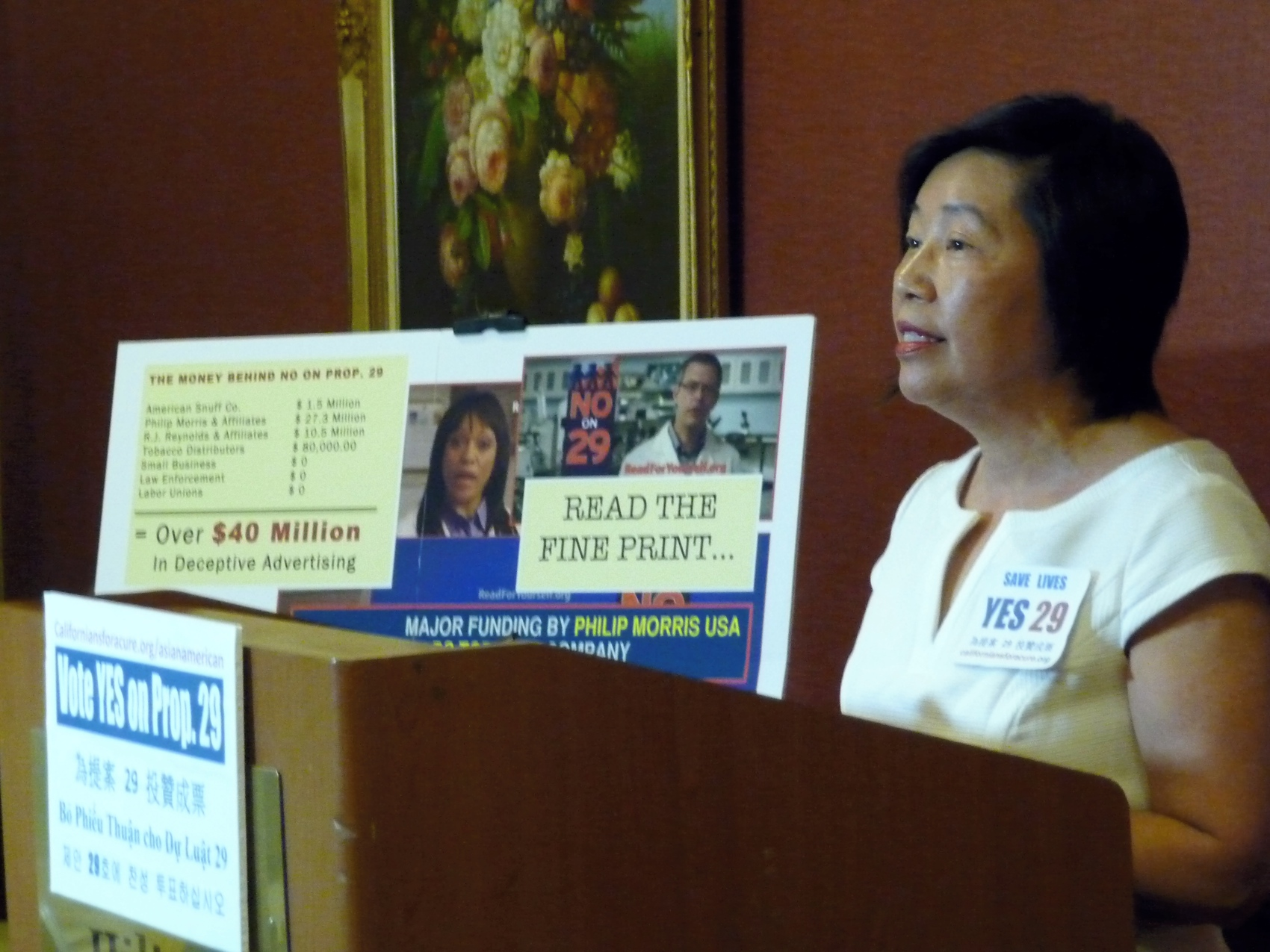 AAPI Groups Urge Passage of Proposition 29 - California Cancer Research Act